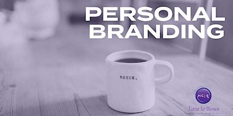 Personal Branding Virtual Workshop tickets