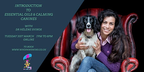 Introduction to Essential Oils & Calming Canines tickets