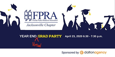 Year End Virtual Grad Party tickets