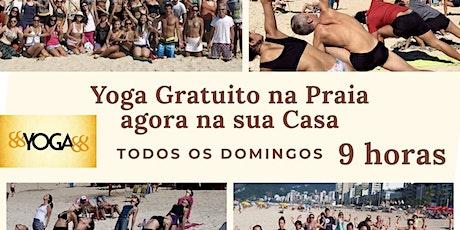 Yoga Online ao Vivo ingressos