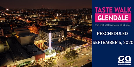 Taste Walk Glendale tickets