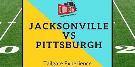 Jacksonville vs Pittsburgh All-Inclusive Pre-Game Tailgate tickets