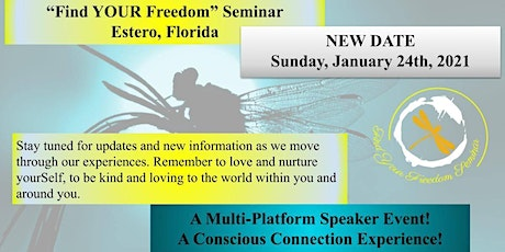 Find YOUR Freedom Seminar tickets