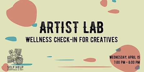 Wellness Check-in for Creatives tickets