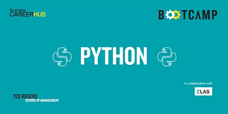 [VIRTUAL] Python Bootcamp: Level 2 tickets