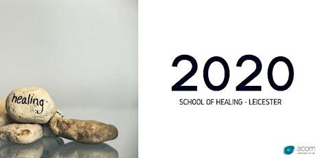 School of Healing Leicester - Syllabus 1 (Digital Event) tickets