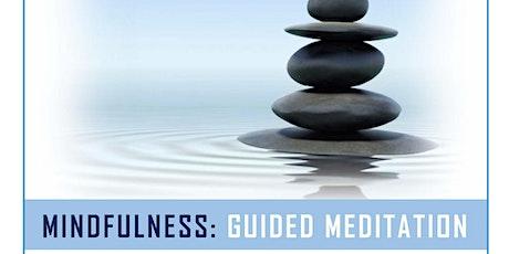 Virtual Mindfulness: Guided Meditation tickets