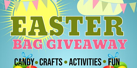 Greater Collinwood Easter Bag Giveaway tickets