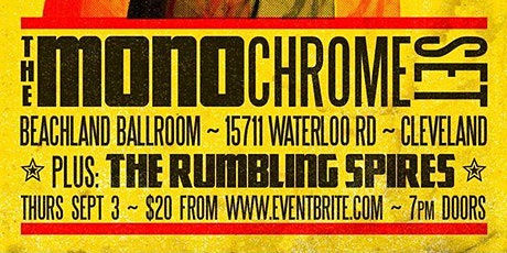 The Monochrome Set • Rumbling Spires tickets