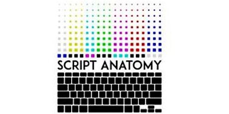 SCRIPT ANATOMY: Pilot Kickstart WORKSHOP (3) tickets