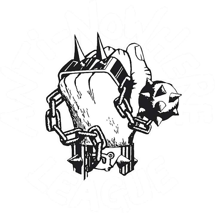 ANTI-NOWHERE LEAGUE, The Besmirchers, Chartbusters in PORTLAND 2021 image