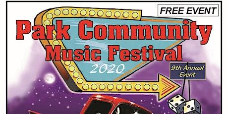 Park Community Music Festival & Car Show tickets