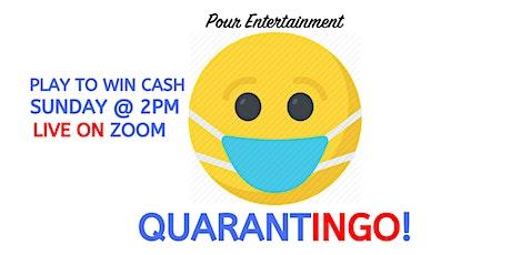 QUARANTINGO! Virtual Music Bingo w/ Pour Entertainment tickets