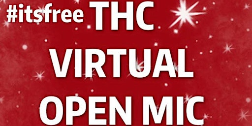 The Hollywood Comedy Virtual Open Mic