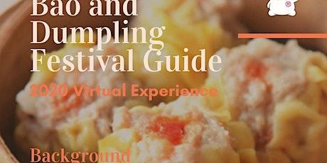 Arizona Bao and Dumpling Online Party (Free) tickets