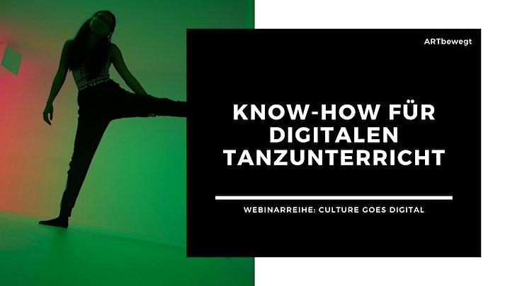 WEBINAR 1: Know-how für digitalen Tanz- und Fitnessunterricht (Beginner): Bild
