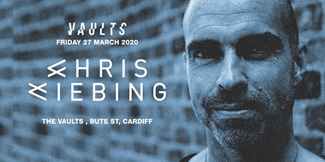Vaults Presents: Chris Liebing (New Date) tickets