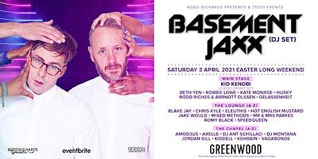 Basement Jaxx (DJ Set) Sydney