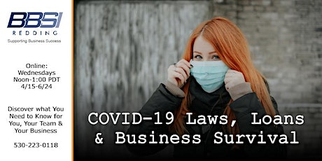 COVID-19 Laws, Loans and Business Survival tickets