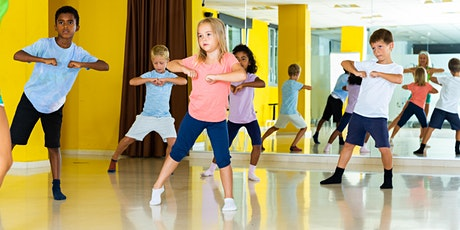 Online Class: Create Your Own Dance: exploring choreography (ages 8-12) Tickets