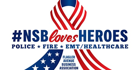 Saturday #NSBlovesHEREOS - Yard Sign and Lapel Curbside Pick-up tickets