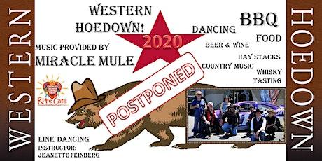 Western Hoedown! tickets