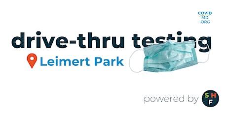Leimert Park COVID-19 Drive-thru Testing  | myCovidMD® tickets