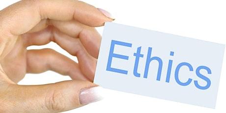 Defining digital ethics when using eportfolios - Webinar Series - May 2020 ingressos