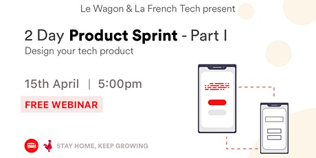 2 Day Product Design Sprint - Part I tickets