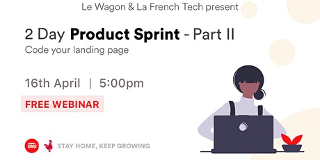 2 Day Product Design Sprint - Part II tickets