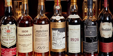 Whiskey Stories: The lucrative industry that is whiskey investing (virtual) tickets
