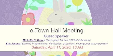(AIAA LA-LV)(ONLINE) AIAA LA-LV E-TOWN HALL MEETING APRIL 11, 2020 tickets