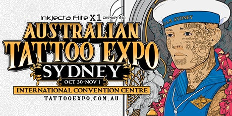 Australian Tattoo Expo - Sydney 2020 *NEW DATES* tickets