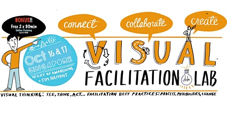 Art of Awakening Visual Facilitation Lab - Singapore (16 & 17 Oct 2020) tickets