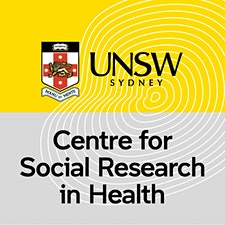 UNSW Centre for Social Research in Health logo