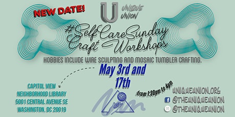 The Unique Union's #SelfCareSunday Craft Workshop tickets