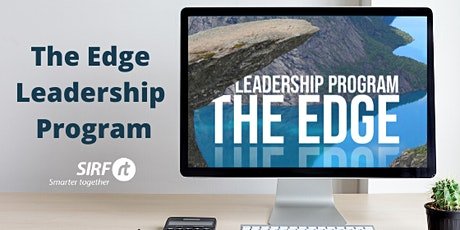 VIC/TAS ONLINE The Edge Leadership Program Course 17 | Session 2 Nth Vic tickets
