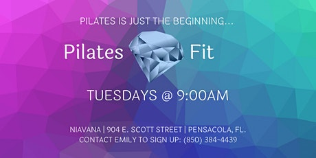 Pilates Fit tickets