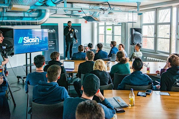 Online //Slash Meetup powered by IBM image