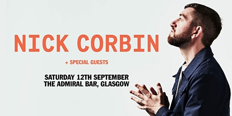 Nick Corbin (with full band) + Special Guests tickets