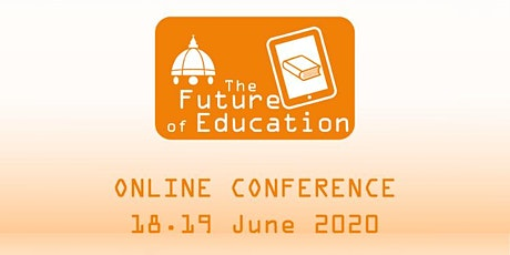 The Future of Education International Conference - Virtual Edition tickets