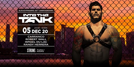 INTO THE TANK, SleazyMadrid 20th Anniversary entradas