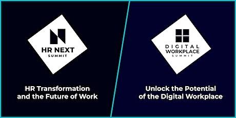 HR Next & Digital Workplace Summit tickets