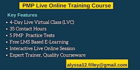 PMP LVC Certification Training Course in El Centro, CA boletos