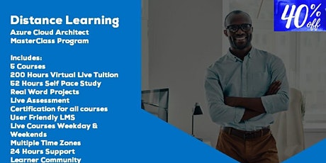 Distance Learning Azure Cloud Architect MasterClass by Acumen Envision tickets
