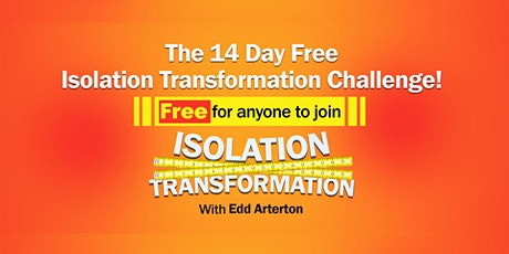 The 14 Day Isolation Transformation Challenge! tickets