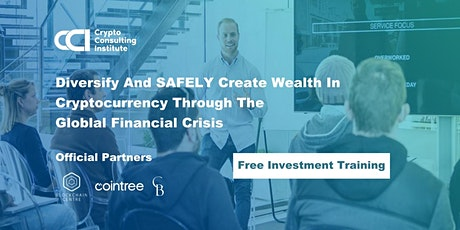Learn The Proven 5 Pillar Process To SAFELY Create Wealth In Cryptocurrency tickets