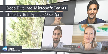 Deep Dive into Microsoft Teams - Work from home using Microsoft Teams tickets