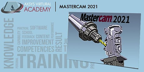 Distance Learning Workshop: Mastercam 2021 Part 1 tickets