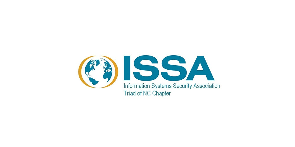 Organizer of Triad NC ISSA Monthly Meeting - 2020-04 @ Online